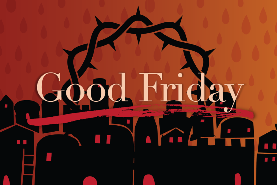 Good Friday – Under the Curse